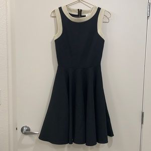 Closet Structured Fit & Flare Dress